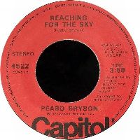 Cover Peabo Bryson - Reaching For The Sky