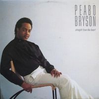 Cover Peabo Bryson - Straight From The Heart