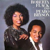 Cover Peabo Bryson & Roberta Flack - Live & More