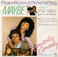 Cover Peabo Bryson & Roberta Flack - Maybe