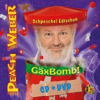 Cover Peach Weber - GäxBomb!