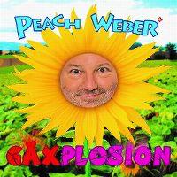 Cover Peach Weber - Gäxplosion