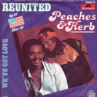 Cover Peaches & Herb - Reunited