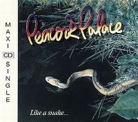 Cover Peacock Palace - Like A Snake