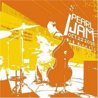 Cover Pearl Jam - Live At Benaroya Hall - Oct. 22 2003