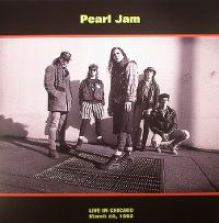 Cover Pearl Jam - Live In Chicago March 28, 1992