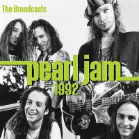 Cover Pearl Jam - The Broadcasts 1992
