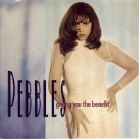 Cover Pebbles - Giving You The Benefit