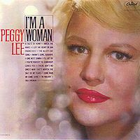 Cover Peggy Lee - I'm A Woman