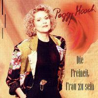 Cover Peggy March - Die Freiheit Frau zu sein