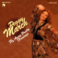 Cover Peggy March - Fly Away Pretty Flamingo