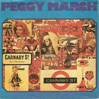 Cover Peggy March - In der Carnaby Street