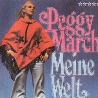Cover Peggy March - Meine Welt