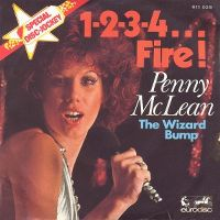Cover Penny McLean - 1-2-3-4... Fire!