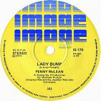 Cover Penny McLean - Lady Bump