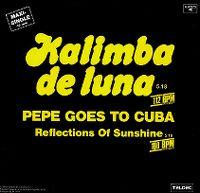 Cover Pepe Goes To Cuba - Kalimba de luna