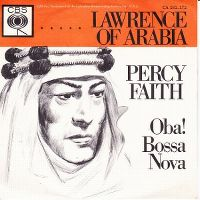 Cover Percy Faith - Lawrence Of Arabia