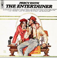 Cover Percy Faith - The Entertainer