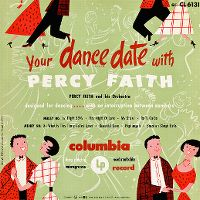 Cover Percy Faith And His Orchestra - Your Dance Date With Percy Faith