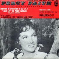 Cover Percy Faith et Son Orchestre - La fiancée de l'été