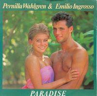 Cover Pernilla Wahlgren & Emilio Ingrosso - Paradise