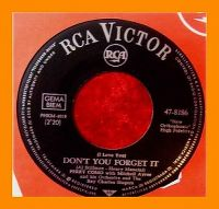 Cover Perry Como - (I Love You) Don't You Forget It
