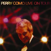 Cover Perry Como - Live On Tour
