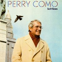 Cover Perry Como - So It Goes