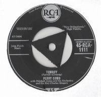 Cover Perry Como - Tomboy