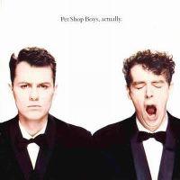 Cover Pet Shop Boys - Actually