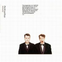 Cover Pet Shop Boys - Actually