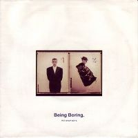 Cover Pet Shop Boys - Being Boring
