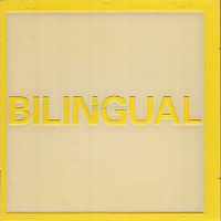 Cover Pet Shop Boys - Bilingual