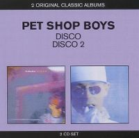 Cover Pet Shop Boys - Disco / Disco 2