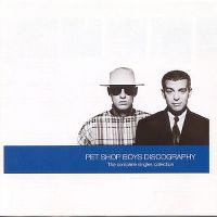 Cover Pet Shop Boys - Discography - The Complete Singles Collection