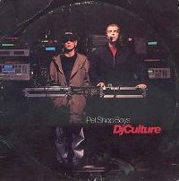 Cover Pet Shop Boys - DJ Culture
