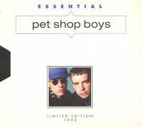 Cover Pet Shop Boys - Essential