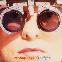 Cover Pet Shop Boys - It's Alright