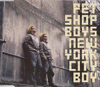 Cover Pet Shop Boys - New York City Boy