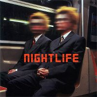 Cover Pet Shop Boys - Nightlife