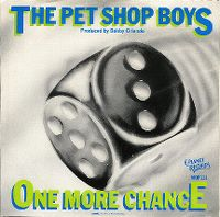 Cover Pet Shop Boys - One More Chance (Original Version 1984)