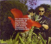 Cover Pet Shop Boys - Paninaro '95