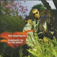Cover Pet Shop Boys - Paninaro '95