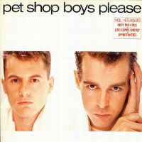 Cover Pet Shop Boys - Please