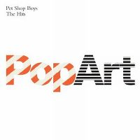 Cover Pet Shop Boys - PopArt - The Hits