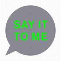 Cover Pet Shop Boys - Say It To Me