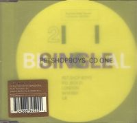Cover Pet Shop Boys - Single-Bilingual