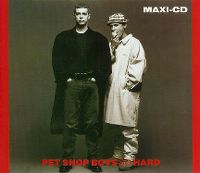 Cover Pet Shop Boys - So Hard