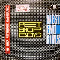 Cover Pet Shop Boys - West End Girls