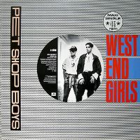 Cover Pet Shop Boys - West End Girls
